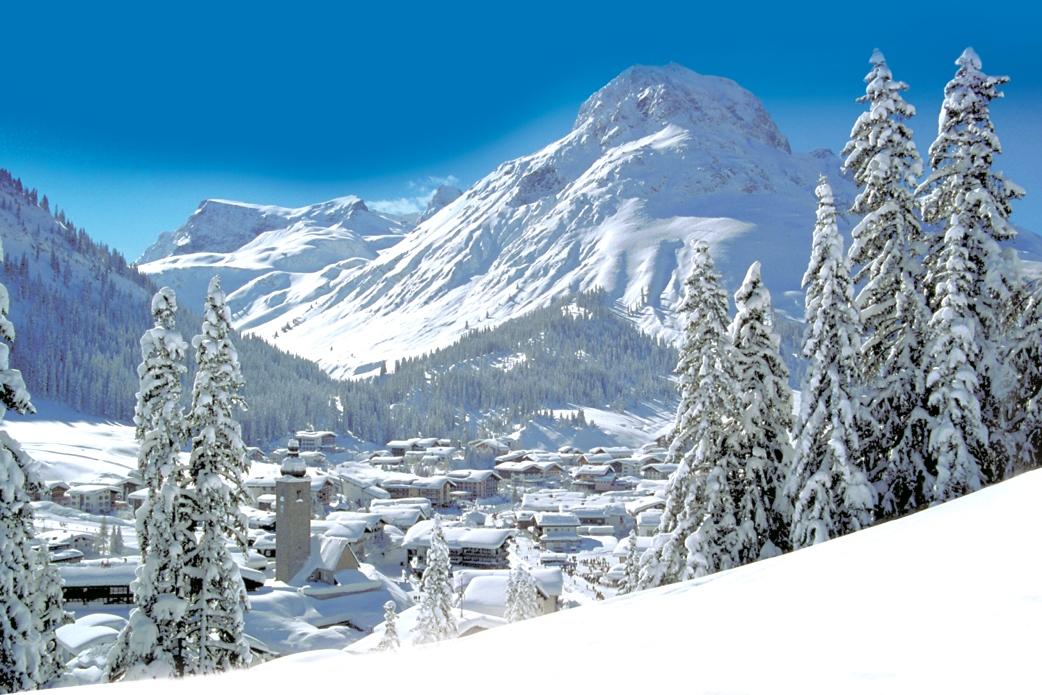 Ski Total | A winter wonderland in Lech