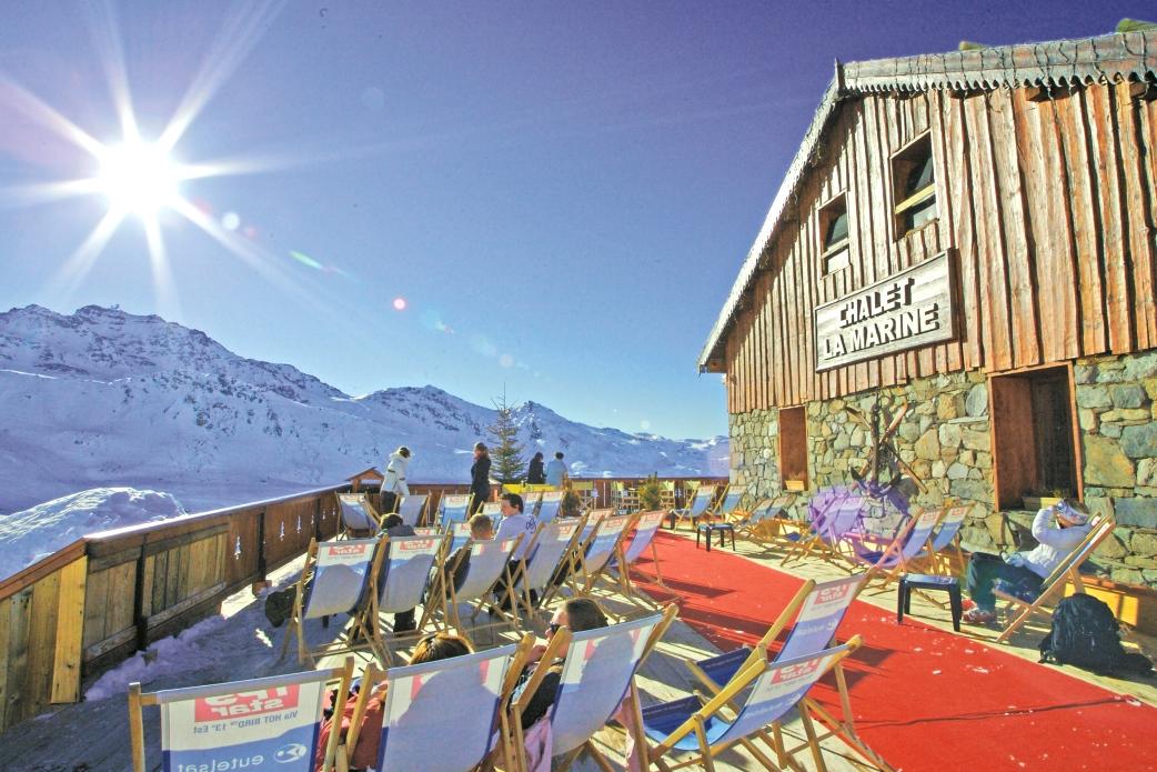 Ski Total | Chalet Le marine