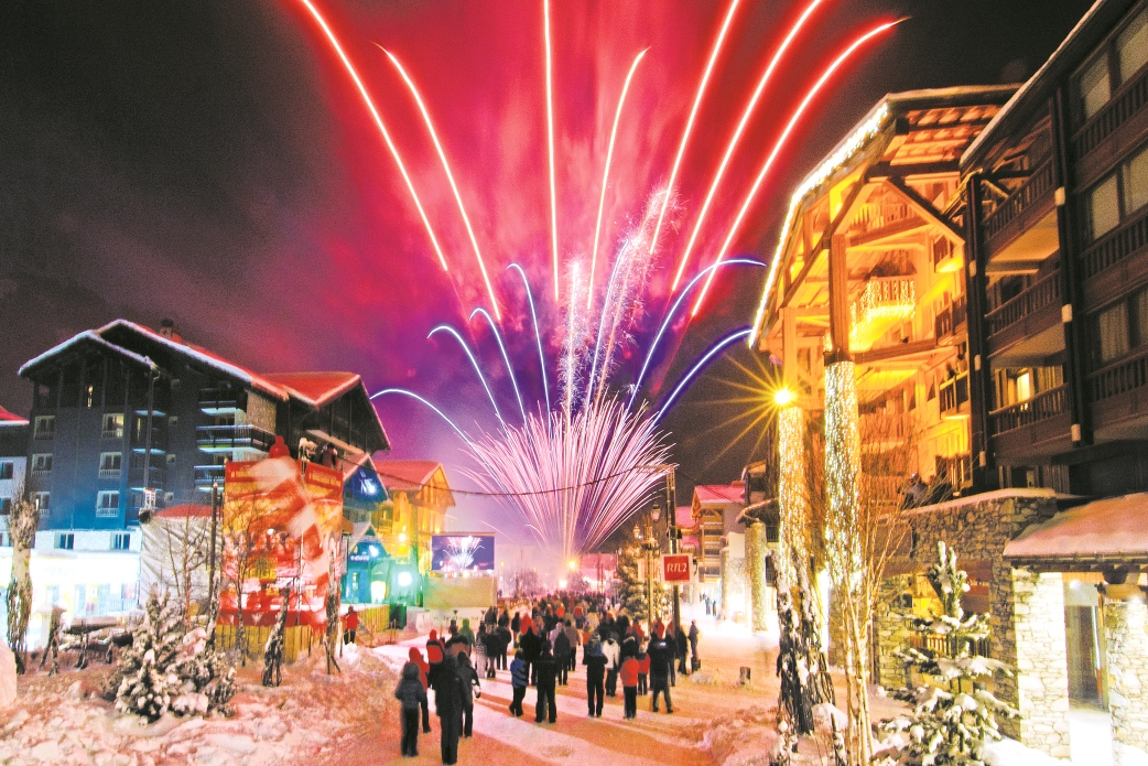 Ski Total | New Year in Val D'Isere