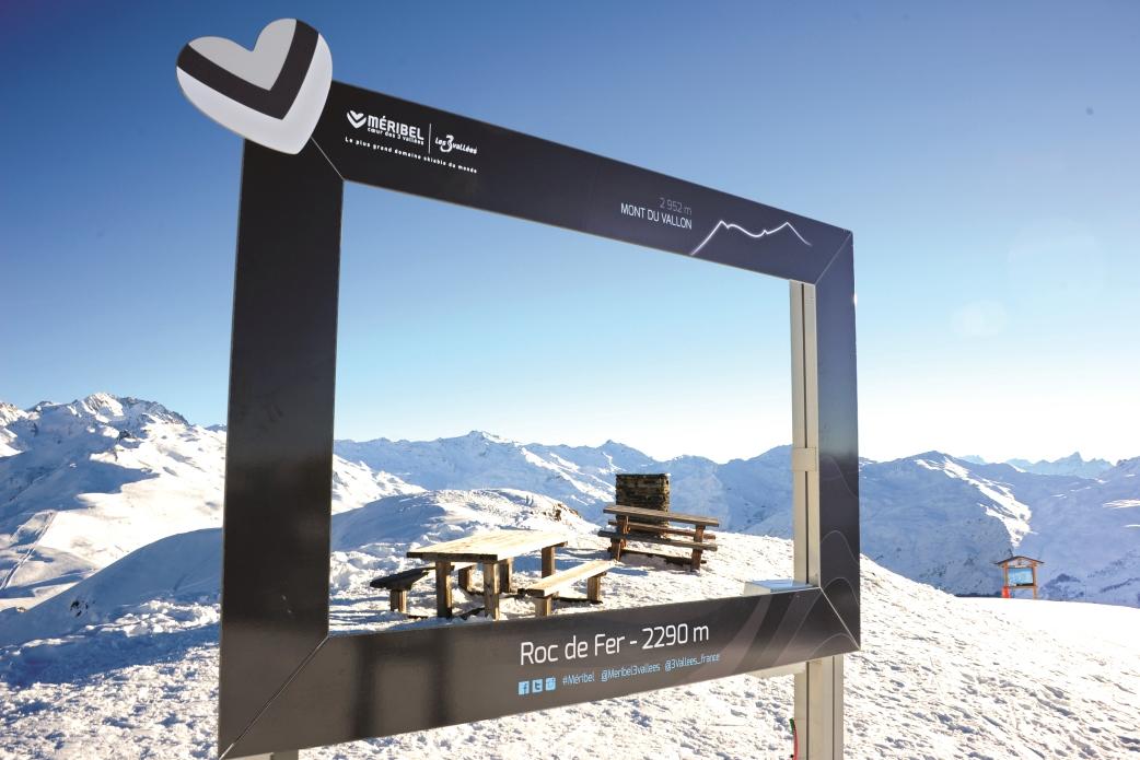 Ski Total   Roc de Fer 2290m