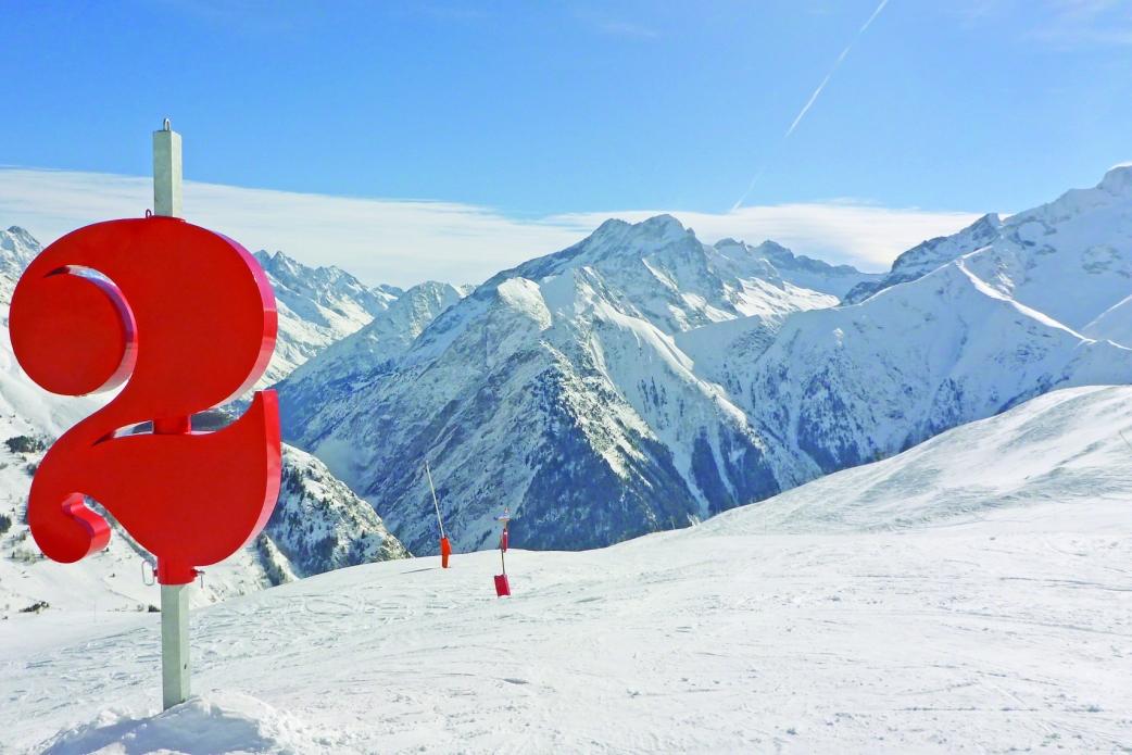 Ski Total | Les 2 Alpes piste looking pristine