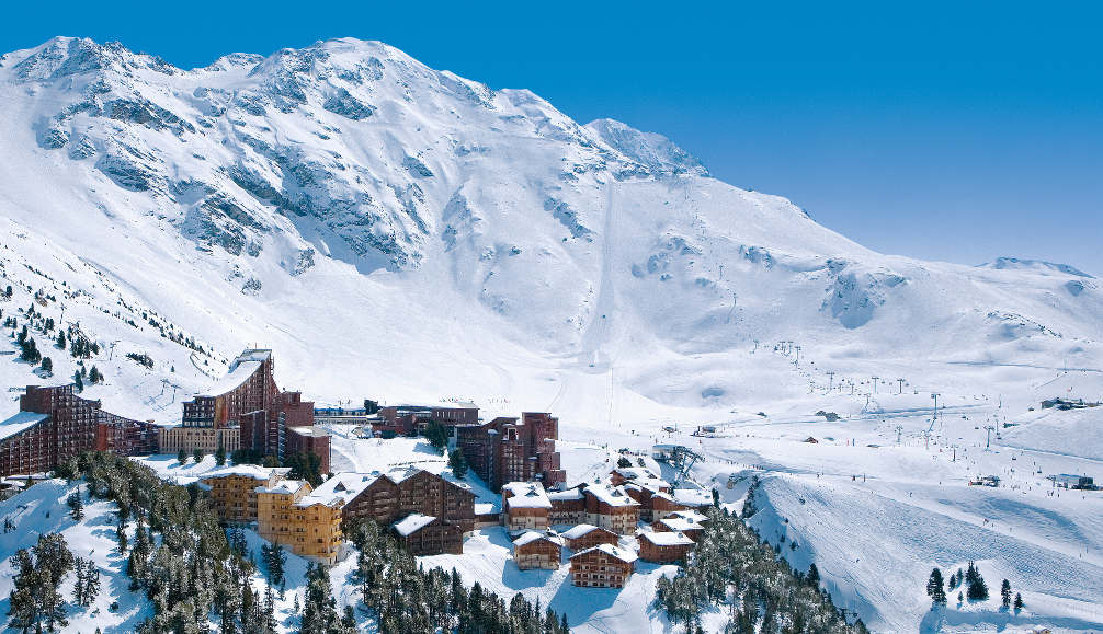 Les Arcs Ski Resort Holidays in 201718 France Ski Total