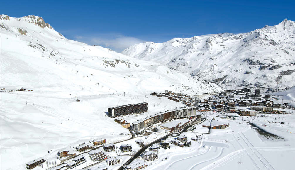 Tignes Ski Resort France Ski Chalet Holidays Ski Total