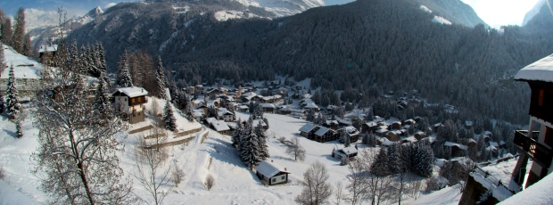 Ski Total | Champoluc in Italy looking very snowy and lovely