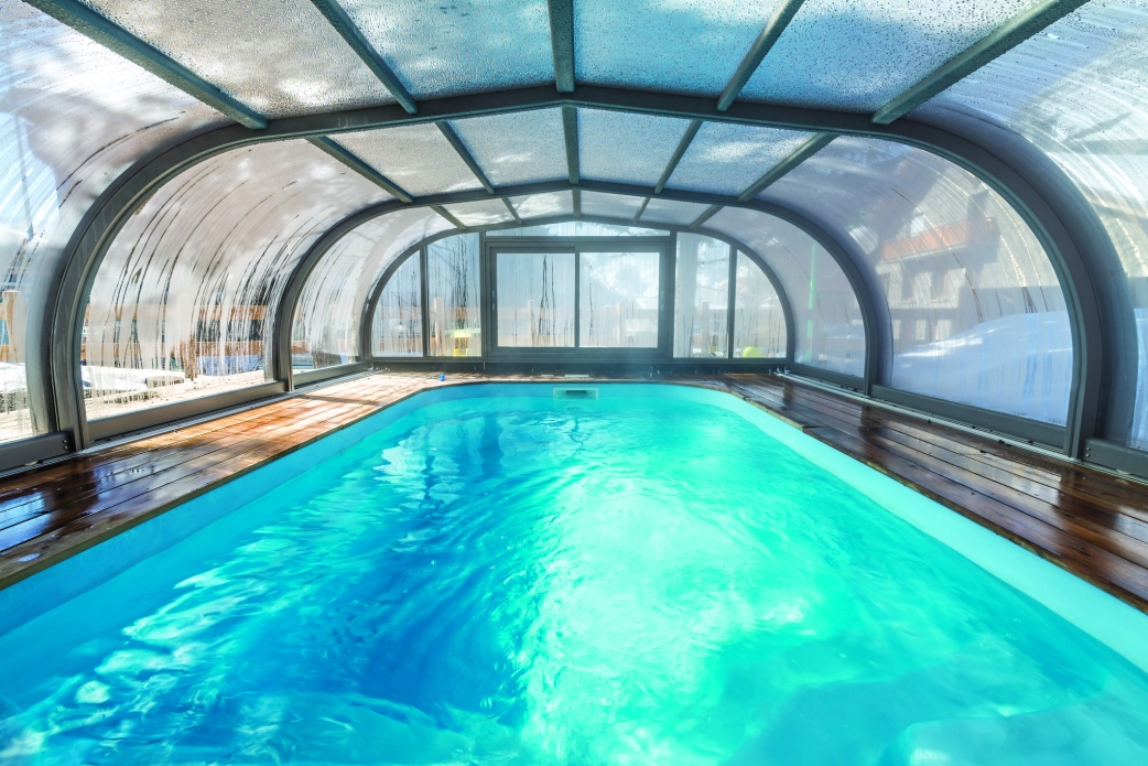 Ski Total | Chalet Renard Bleu's swimming pool
