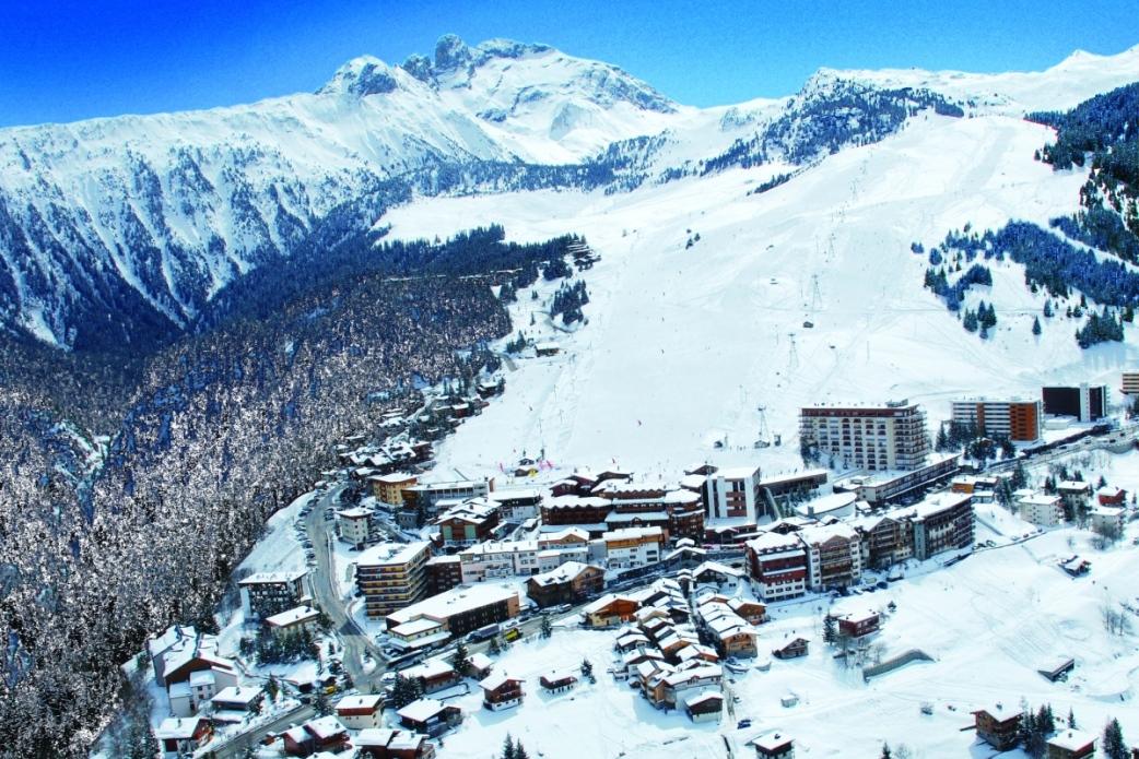 Ski Total | A birdseye view of Courchevel