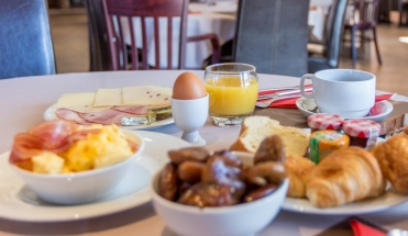 Ski Total | A typical breakfast in our Chalet Hotels