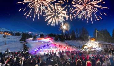 Ski Total | Fire Works in Belle Pl