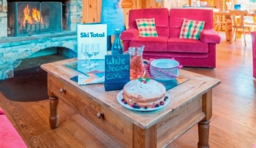 Ski Total | Afternoon Tea in one of the Ski Total Chalets