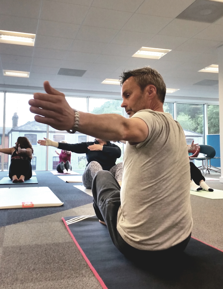 Pilates Move