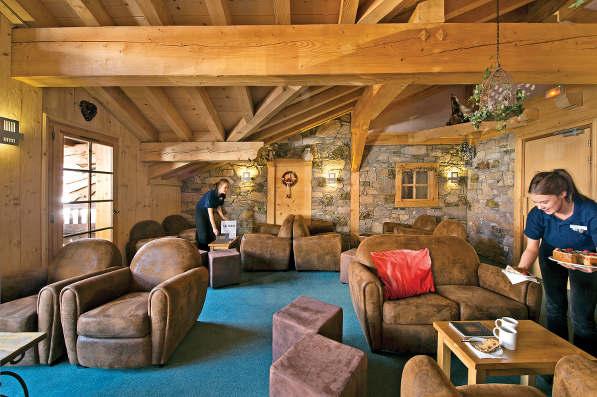 Chalet Cascades Lounge