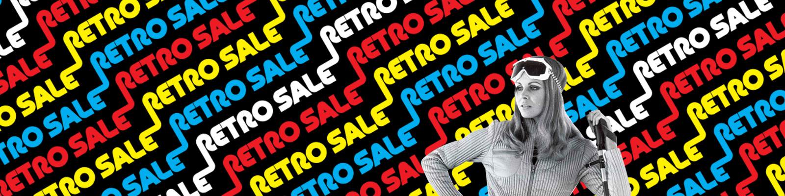 Retro Sale on Now!