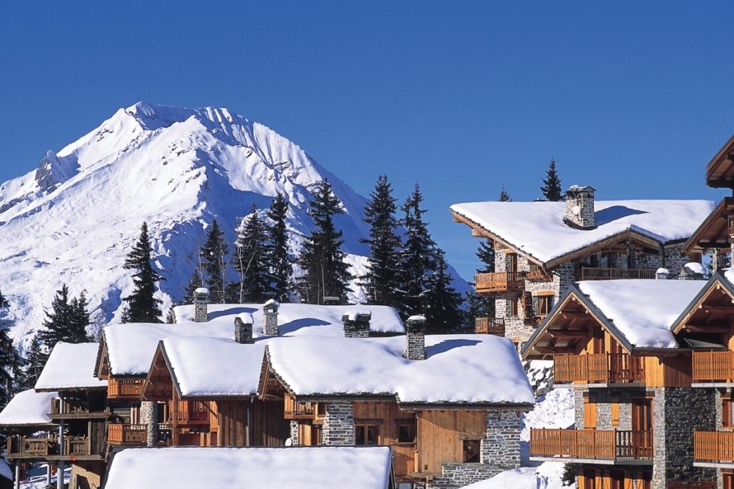 Ski Total | La Rosiere village