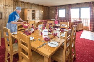 Altitude Chalets Dining Total