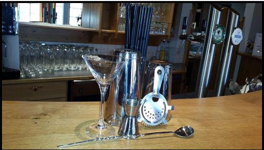 cocktail making kit!