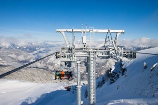 Bouc Blanc chairlift