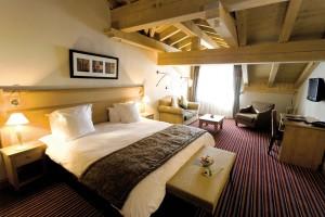 6th floor Deluxe Bedroom