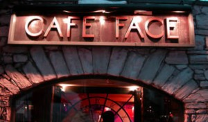 cafe face