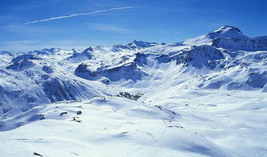 Glacier La Grande Motte