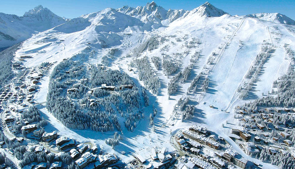 Courchevel Chalets Ski Resorts France Ski Holidays Ski Total