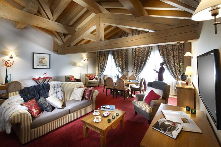 Chalet & Chalet Hotel Suites