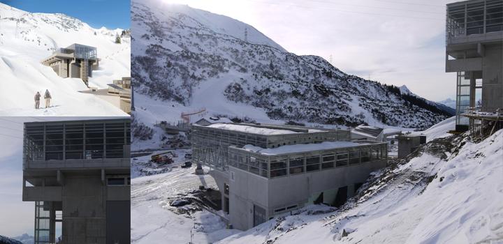 Ski Total | Valley Station Alpe Rauz