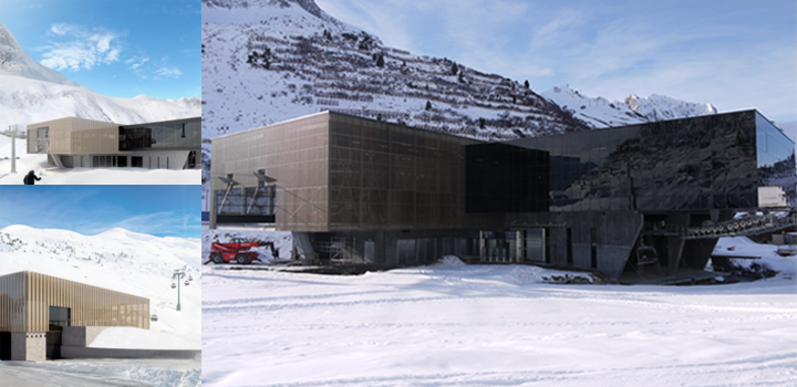 Ski Total | Valley Station Trittkopf