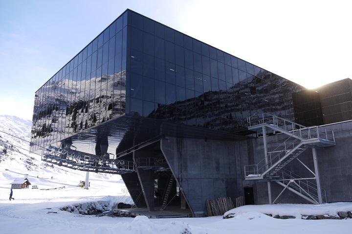 Ski Total | New Ski Lift in the Arlberg