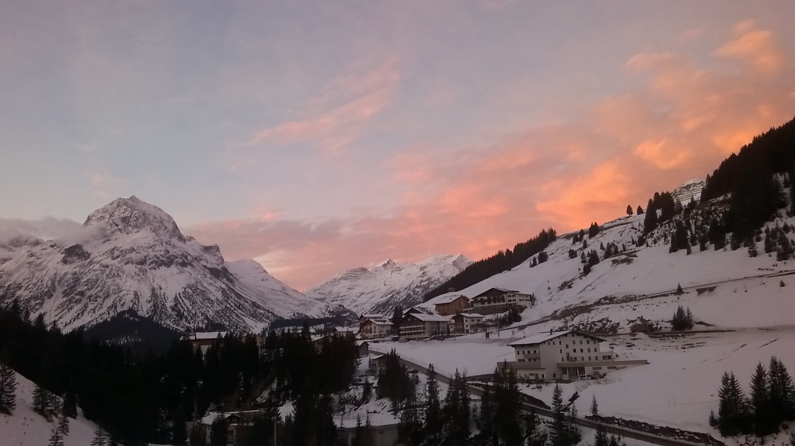 The Best View In Lech