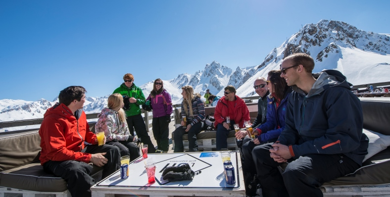 Corporate Skiing