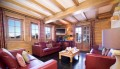 Living Room chalet-chalet la Vieille Forge