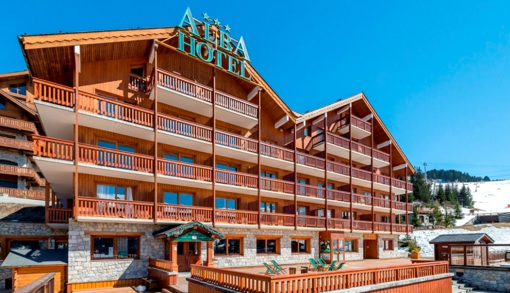 Chalet Hotel Alba Meribel France Ski Holidays Ski Total