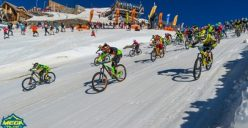 Megavalanche Alpe d'Huez Mountain Bike