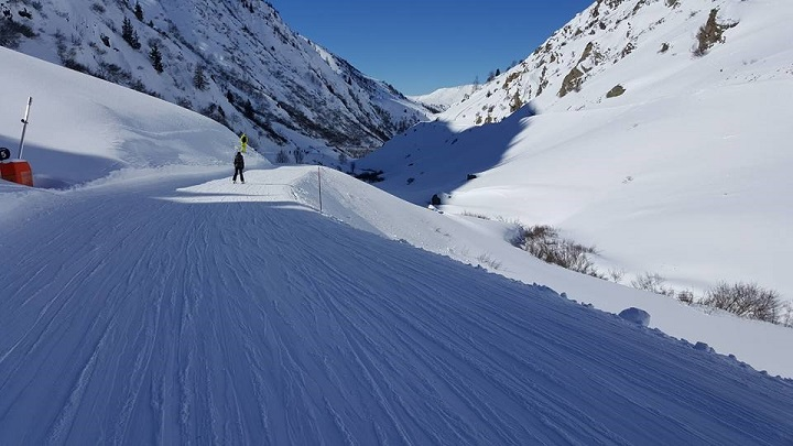 Ski Total | The Sarenne | Alpe d'Huez