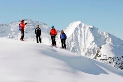 Ski Total | Off Piste Skiing in Italy