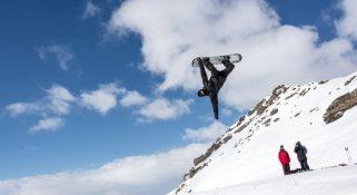 ski-jump