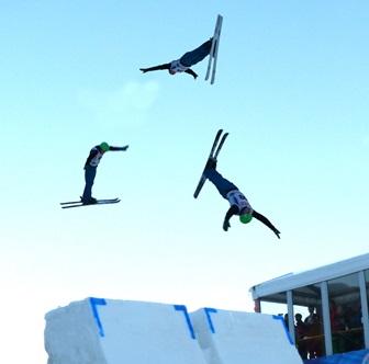 Ski Total | Lloyd Wallace Ski Jump