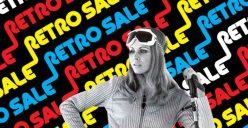Ski Total | Retro ski sale blog featured image