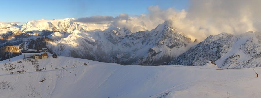 Ski Total | Courchevel snow