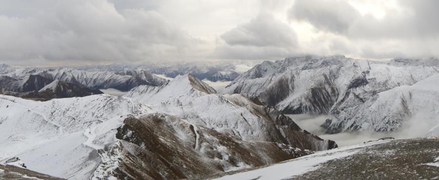 Ski Total | Snow in Ischgl this week