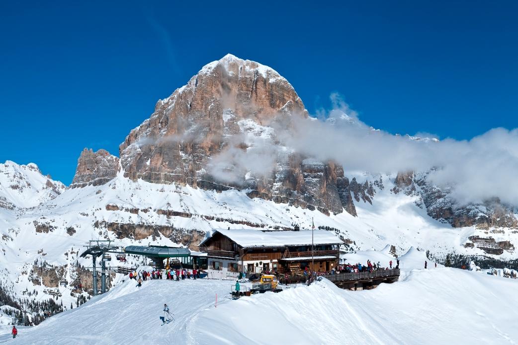 Ski Total | Torri chair lift cortina
