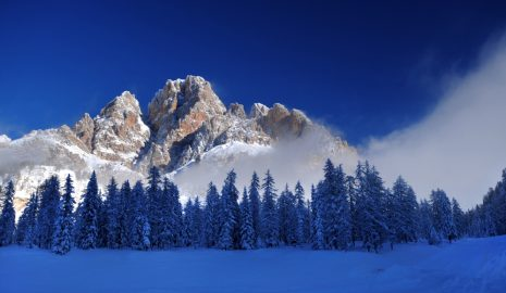 Cortina Mountains