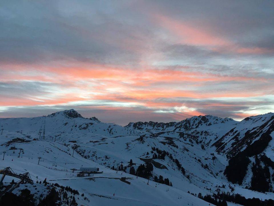 Ski Total   mountains in Les Arcs