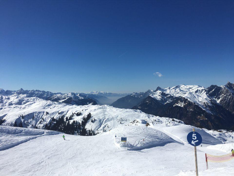 Ski Total | Blue 5 in beautiful sonnenkopf