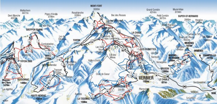 7 Things that prove Verbier has it all Ski Total