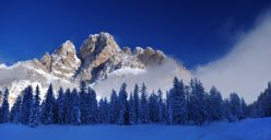 Ski Total | The Dolomite mountains
