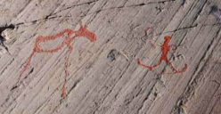 Ski Total | cave painting of prehistoric skiing