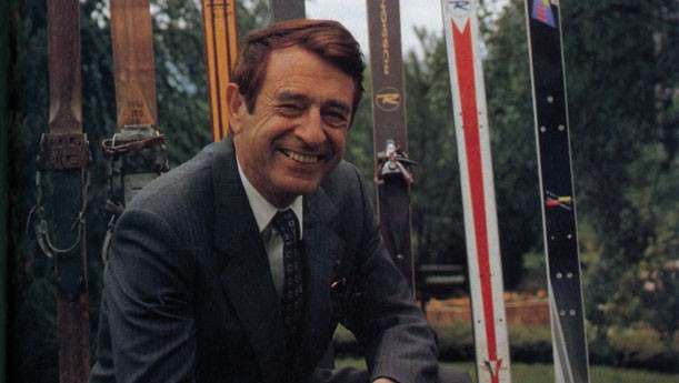 Ski Total | first owner of Rossignol, Laurent Boix-Vives