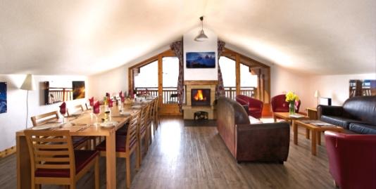 Chalet Cuisine - Ski Total